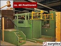Versteigerung: Maschinen Türproduktion - leistungsstark!