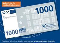 Weiterbildungsgutschein im Wert von 1.000 Euro