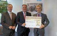 BFS finance unterstützt Aktion