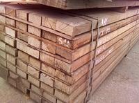 Bongossi Schnittholz punktet durch Dauerhaftigkeit