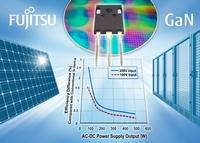 Fujitsu produziert ab 2013 GaN-Leistungsbauelemente für hocheffiziente Stromversorgungseinheiten