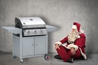 Weihnachten für Grillfans