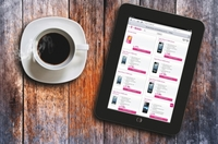 T-Mobile und tele.ring setzen auf Responsive Design