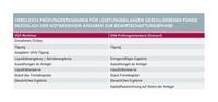 RP Asset Finance erwartet geringe Relevanz des geplanten IDW-Prüfungsstandard für Leistungsbilanzen geschlossener Fonds