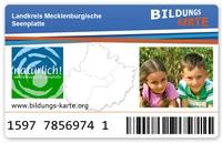 Landkreis Mecklenburgische-Seenplatte entscheidet sich für Sodexo Bildungskarte