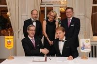 Neuer deutsch-französischer Kunstpreis soll Bedeutung von Bonn und Straßburg für die europäische Einigung unterstreichen