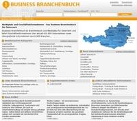 Neues Branchenbuch für Österreich - Business-Branchenbuch.at is Online