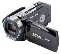Somikon Full-HD Camcorder DV-883.IR mit Infrarot-LED, HDMI, 60fps