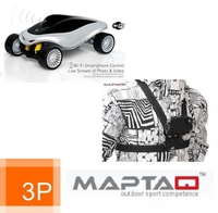 3P erweitert bestehendes Outdoor Sortiment von Maptaq
