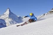 Der steilste Zahn der Schweiz steht im Wallis
