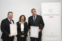 HannoverPreis 2012 für