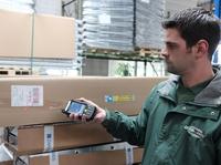 Kontraktlogistiker Haas verwaltet Bestände mit Mobilfunk