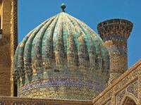 Usbekistan - eine Reise durch Scheherazades Märchenwelt