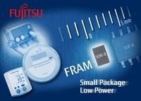 Fujitsu bringt 16-kbit-FRAM mit ultraniedrigem Stromverbrauch im neuen SON-8-Package auf den Markt