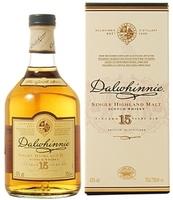 Dalwhinnie Highland Single Malt Whisky 15 Jahre alt - seit 1897 köstlich