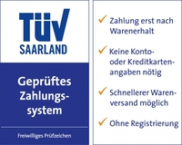BillSAFE mit dem TÜV-Siegel ausgezeichnet