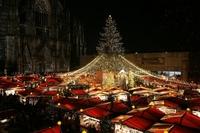 Weihnachtsmarkt am Kölner Dom feierlich eröffnet