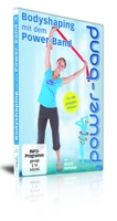 """Das Fitnessstudio für zu Hause - die neue DVD """"Bodyshaping mit dem Power-Band"""""""
