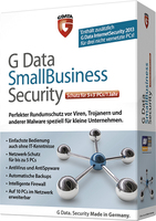 Perfekte Sicherheit für kleine Unternehmen: G Data SmallBusiness Security