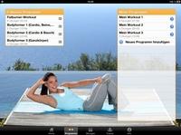 Fatburner Workout mit Core-Training - jetzt fürs iPad