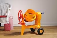 Erlebnisspielzeug für kleine Bauarbeiter