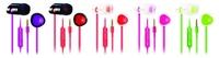 Farbe für die Ohren - das neue In-Ear-Headset Creative MA200