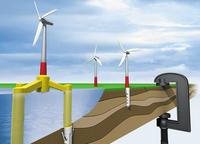 Nasse Füße  Tagung Baugrunderkundung, Gründungsinstallation und -monitoring für Offshore-Windenergieanlagen