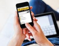 """Noch schneller zur Traumstelle: meinestadt.de erweitert seine mobile """"Job App"""" um verbesserte Suchfunktionen"""