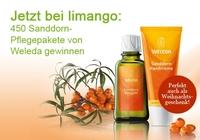 limango verlost 450 Sanddorn-Produktpakete von Weleda