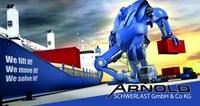 Sondertransporte mit der Arnold Schwerlast GmbH & Co. KG