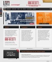 Neue Webseiten der Detektei Lentz online