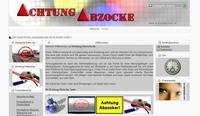 Achtung Abzocke ! Das Online Portal für freie Journalisten