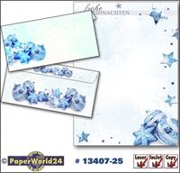 Weihnachtskarten und Weihnachtsbriefpapier schon bestellt?