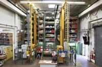 Remmert modernisiert Ersatzteillager: Reibungslose Lagermodernisierung bei E.ON