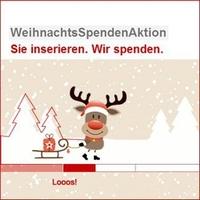 markt.de sammelt Spenden für lokales Engagement - Weihnachtsspendenaktion - Jede kostenlose Kleinanzeige erhöht Spendensumme