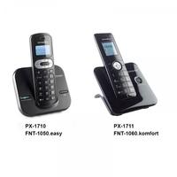 """simvalley DECT-Schnurlostelefone """"FNT-1050.easy"""" und """"FNT-1060.komfort"""""""
