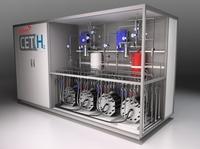 iGas: Auszeichnung für Systeme zur Erzeugung und Speicherung von Wasserstoff
