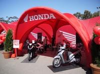 X-GLOO Impresses Honda Australia