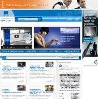 Neues Serviceportal zur IDS 2013