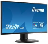 Zu schön nur für den Schreibtisch -                                                 Neuer iiyama Monitor im eleganten Slimline Design