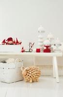 Weihnachtsdeko Trends 2012: Skandinavischer Christbaumschmuck