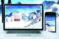 Anna Fenninger geht mit neuer Website an den Start