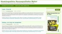 Tipps für die homöopathische Hausapotheke