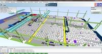 3tn: Schneller Materialumschlag und bessere Übersicht: Lager im Stahl-Service-Center effizient nutzen