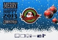 Weihnachtsschmuck für Smartphones und Co.
