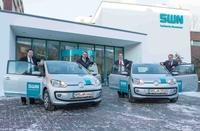 Kath liefert erste VW eco up! aus