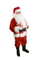 Jutesack, Rauschebart und roter Samtmantel - Weihnachtsmänner bei erento mieten