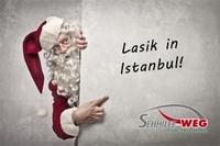 Alterssichtigkeit lasern - Weihnachts-Komplett-Angebot inkl. Flug + Hotel