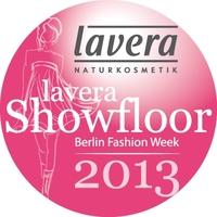 Lavera Showfloor 2013 - Green Glamour, der glitzert
