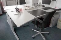 Das Beste zum Schluss: Der bisher größte Büromöbel-Räumungsverkauf in Düsseldorf